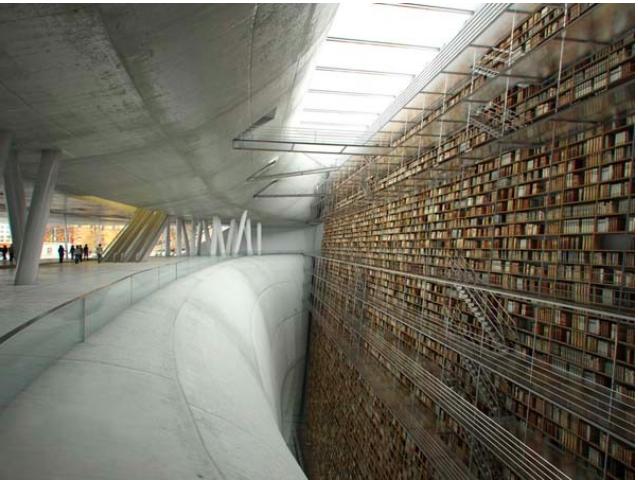 Stockholm's future Public Library